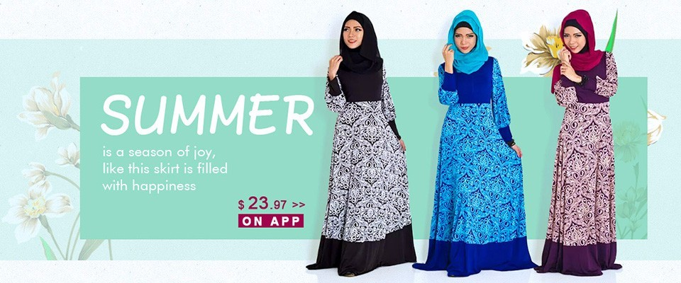 Islam summer dress