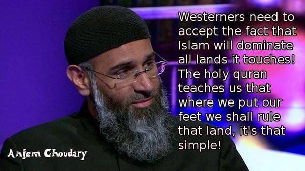 Islam will dominate all lands