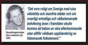 Ulla Lindström
