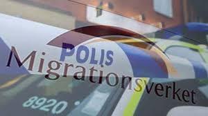 Migrationsverket polis