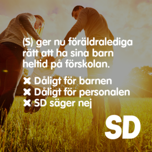 SD nej